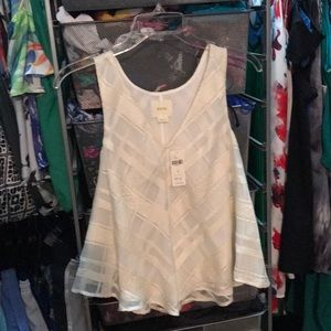 Cute anthropology loose fitting top
